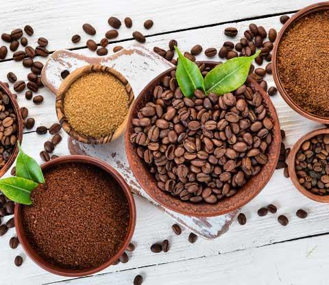 Caffè, Tè e Zucchero