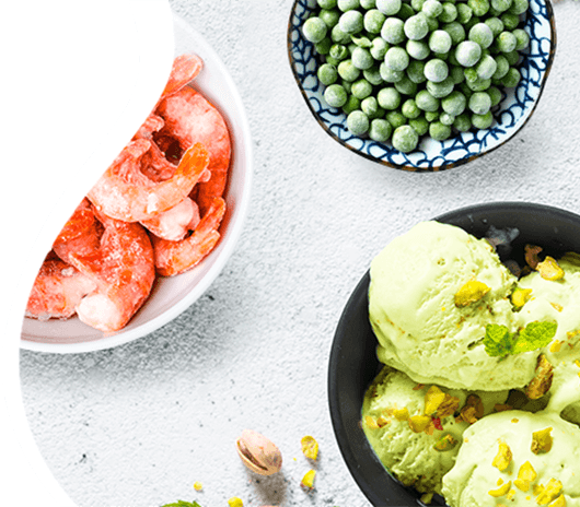 La categoria di prodotti più in crescita nei carrelli online dei veronesi è <strong>surgelati e gelati</strong>, che nell'ultimo mese ha guadagnato 0,53€ medi per ordine.