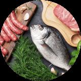 Dove si consumano più carne e pesce?