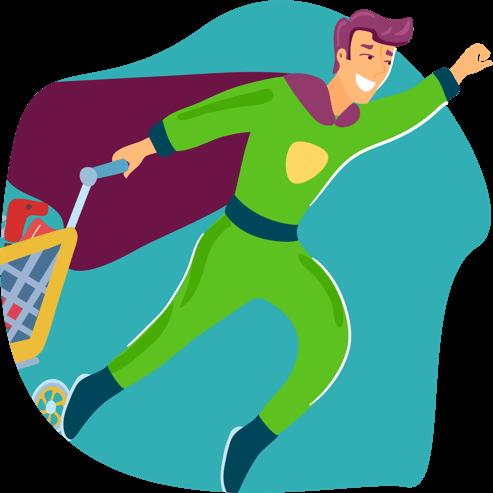 Chcesz zostać bohaterem zakupów?
